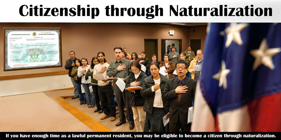 Citizenship through Naturalization