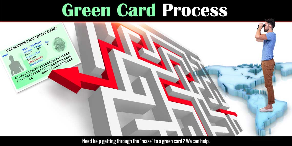 green card process