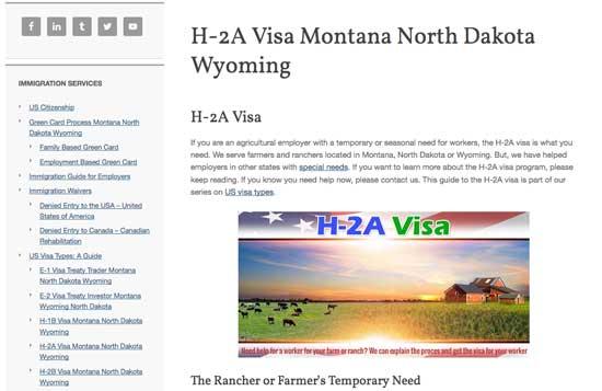 H2A Visa