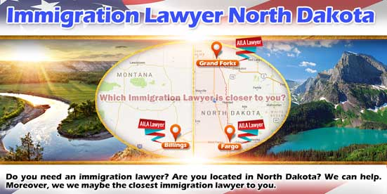 Immigration Lawyer North Dakota