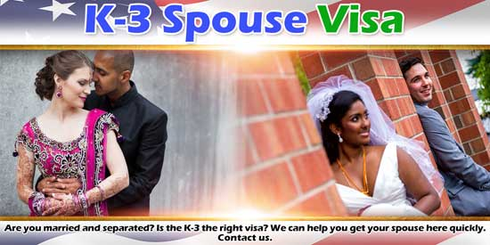 K-3 Spouse Visa