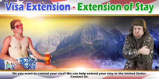 Visa Extension Extension of Stay