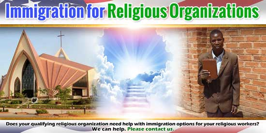 Immigration for Religious Organizations | Green Card Process Steps