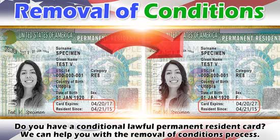 Conditional Green Card Renewal